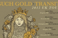Such Gold Announce Upcoming UK Tour With Transit