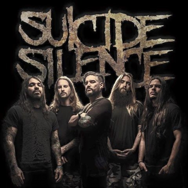 Suicide Silence - 'Suicide Silence' Cover