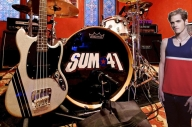 Mikey Way Will Play Bass For Sum 41 This Month