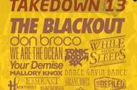 Takedown Festival 2013 Drawing Near