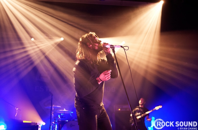 Taking Back Sunday's Return To The Stage In London