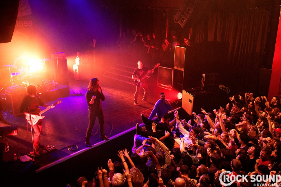 Taking Back Sunday Live In London