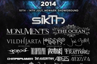 Tech-Fest Announces SikTh + Monuments As Headliners