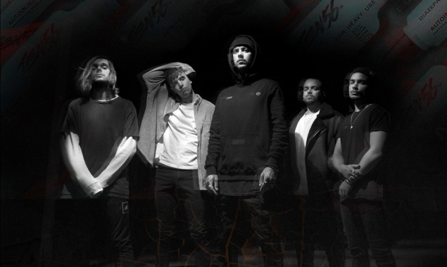 LISTEN: ten56.'s Debut Single, The New Band From Ex-Betraying The Martyrs Vocalist Aaron Matts