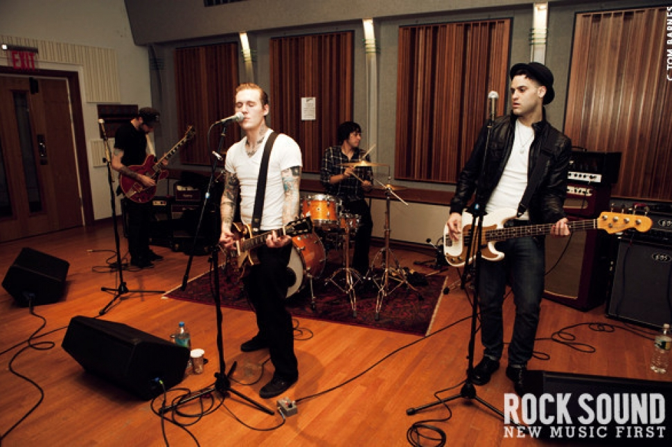 Exclusive Cover Gallery: The Gaslight Anthem