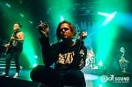 14 Photos Of The Amity Affliction, Defeater + Friends Never Saying Die In London