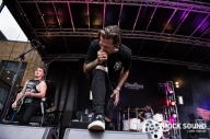 "The Amity Affliction At Slam Dunk Festival: ""Rather Tame"""