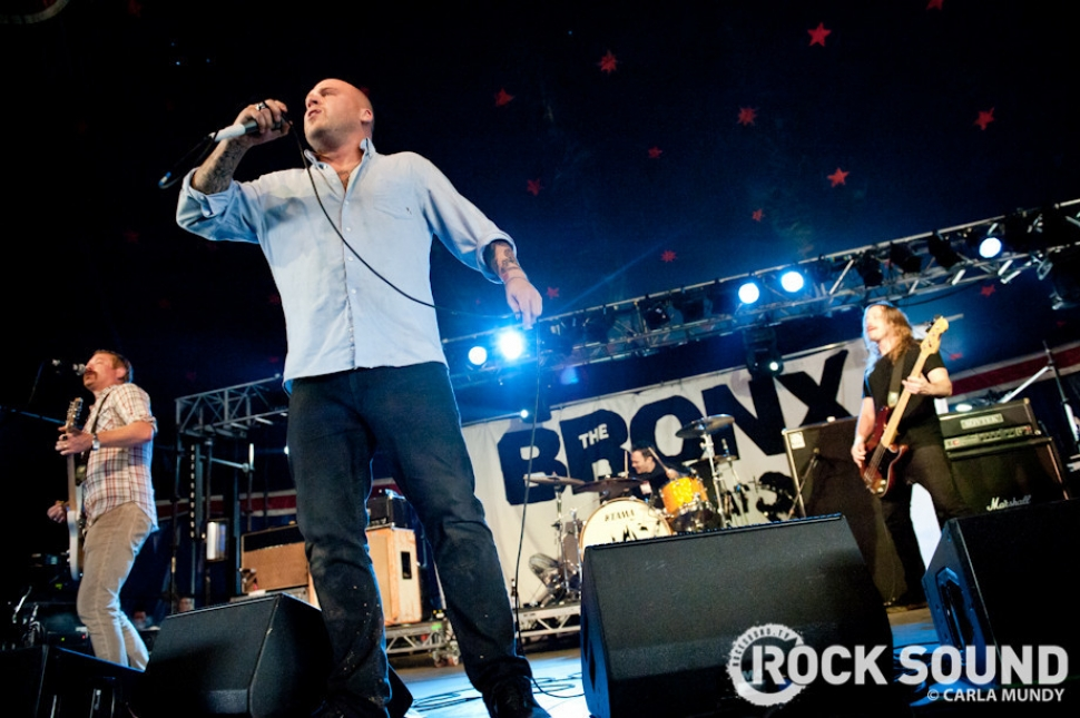 Reading / Leeds Festival 2013 Photos: The Bronx