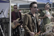 Green Day Members Made A Surprise Appearance At A California Block Party + Played An Hour Of Covers