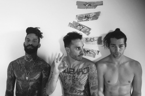 The Fever 333 Have Announced Their First UK Headline Show