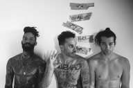 The Fever 333 Drop Debut EP