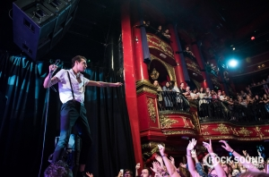 This Is What The Maine's Big, Awesome London Show Looked Like