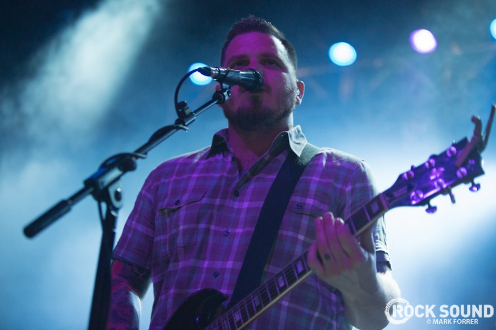 The Best Of 2012: Thrice, The London Farewell In Photos