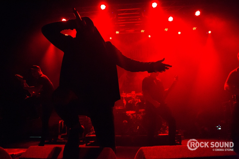 Thy Art Is Murder, Impericon Festival, Manchester Academy II, April 17 // Photo: Emma Stone