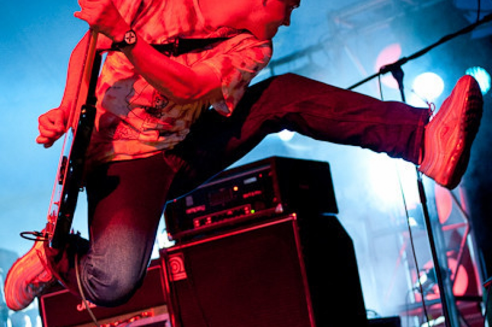 Sonisphere Festival 2011 Live And Loud: Title Fight
