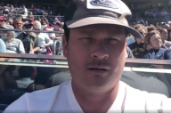 Tom DeLonge's Reaction To Blink-182 Being Played At A Softball Game Is Hilarious