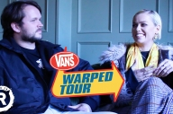 Tonight Alive's Jenna and Jake Share Their Warped Tour Memories