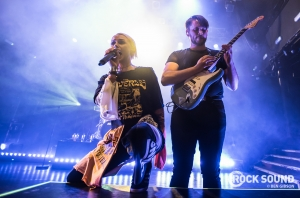 22 Photos Of Tonight Alive, ROAM + The Gospel Youth's Wonderful Show In London