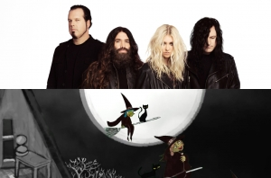 LISTEN: The Pretty Reckless' Haunting Ode To Halloween