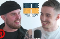Trash Boat's Tobi and Ryan Play 'First Time, Last Time'