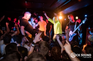 This Is What Trash Boat's Chaotic London Show Looked Like