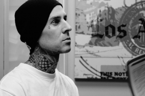 "Travis Barker On His Recent Accident: ""My Car Is Totalled But I Pretty Much Walked Away Okay"""