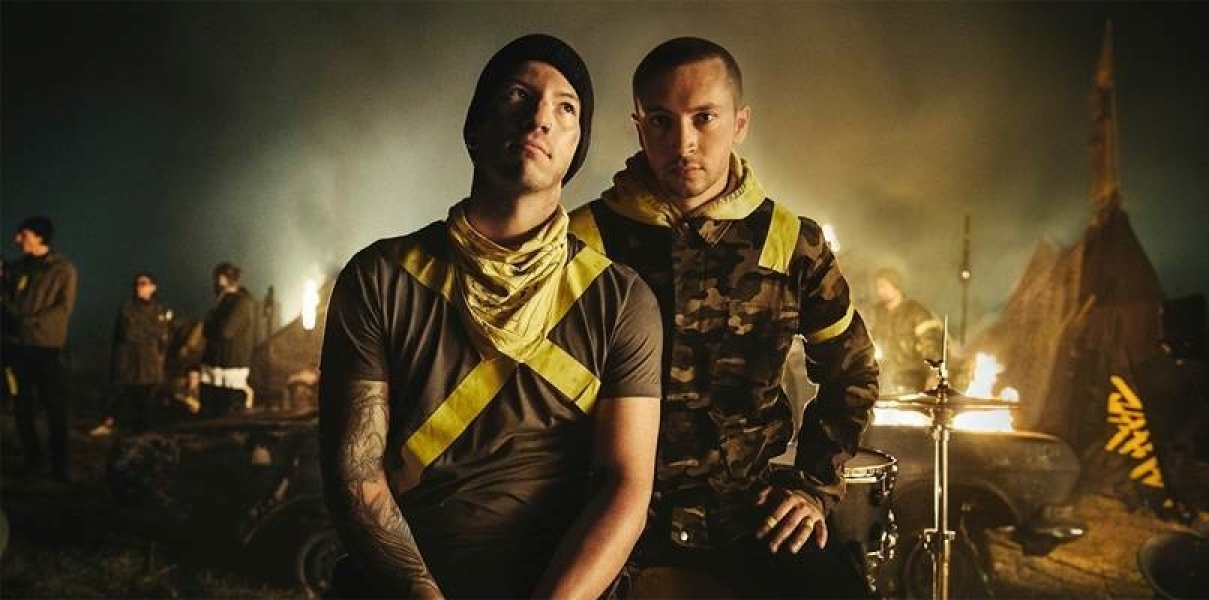 Twenty One Pilots' 'Trench' Has Just Reached A Massive Milestone