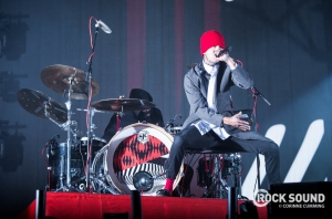 This Is What Twenty One Pilots' Legendary Reading Festival Show Looked Like