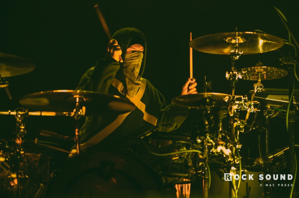 Twenty One Pilots, The SSE Arena Wembley, March 07 // Photo: Mac Praed