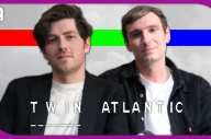 Twin Atlantic On New Album 'Power', 'Novocaine' & 2020 Plans