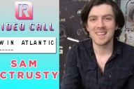 Twin Atlantic's Sam McTrusty On 'Power' & Writing New Music At Home - Video Call