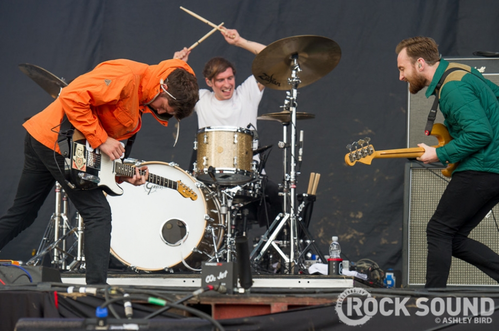 Reading / Leeds Festival 2013 Photos: Twin Atlantic