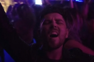 Things Get Rowdy In The New Twin Atlantic Video