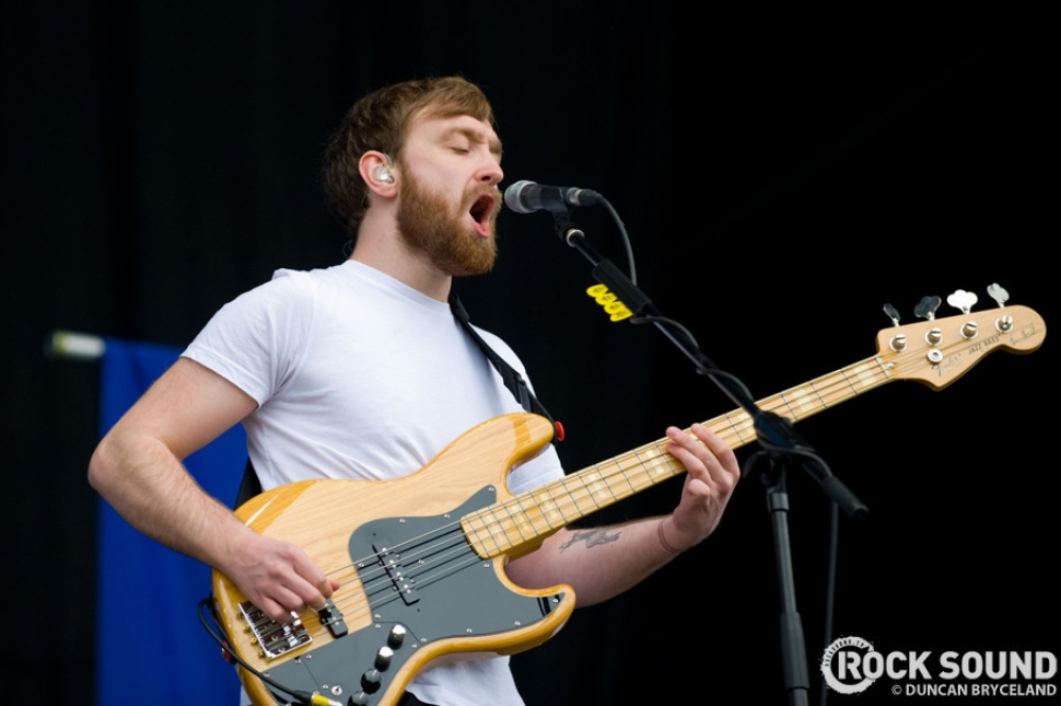 T In The Park 2012 Live And Loud: Twin Atlantic