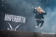 Underøath's Download Festival Set On The Main Stage Was An Experience