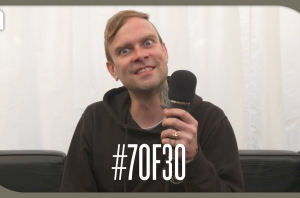 The Used's Bert McCracken Completes His #7Of30 Interview
