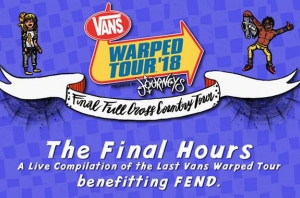 A Live Compilation Of The Last Vans Warped Tour Is Being Released