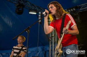 5 Photos Of VANT At Reading Festival