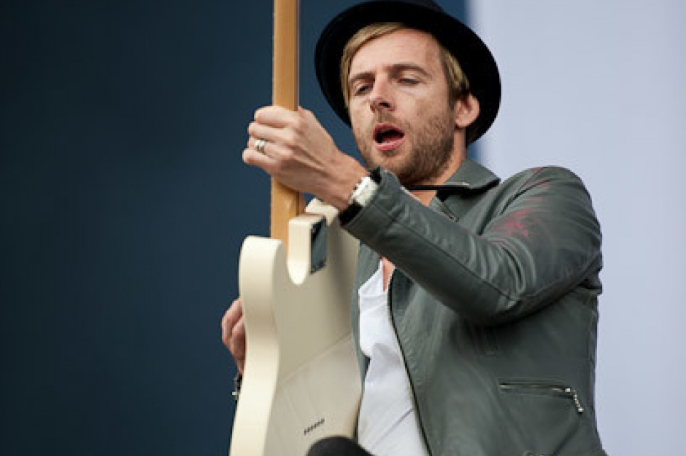 V Festival 2011 Live And Loud: Lostprophets And Kids In Glass Houses