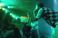 Volumes' New Video Has ALL The Crowdsurfing