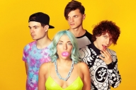 Watch The New Vukovi Video For 'Weirdo'