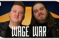 Wage War Talk 'Pressure', Touring With Their Heroes & UK Shows