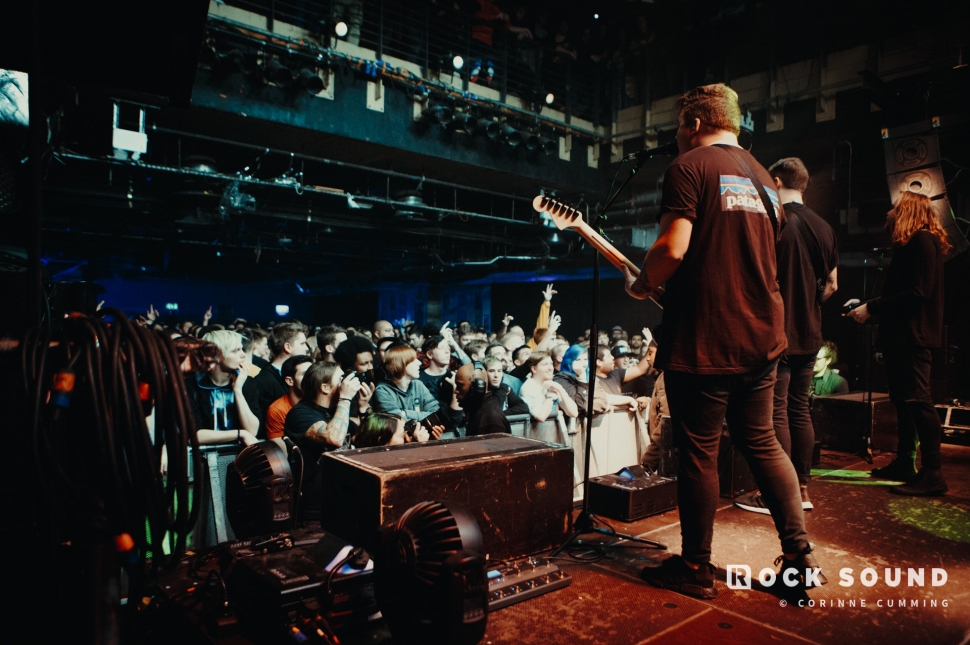 Wage War, O2 Islington, December 14 // Photo: Corinne Cumming