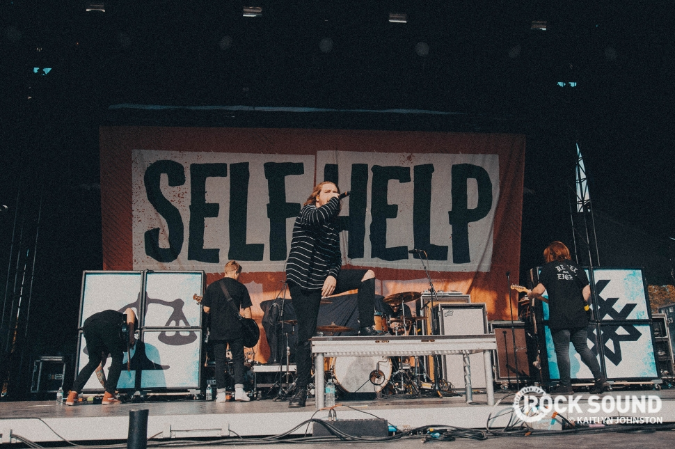 Wage War, Self Help Festival Detroit, October 07 // Photo credit: Kaitlyn Johnston