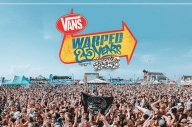 Warped Tour Announce Full Lineup For 25th Anniversary Shows