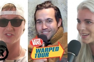 WATCH: Fall Out Boy, As It Is & More Share Their Warped Tour Memories