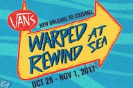 10 Things We Learned On Warped Rewind At Sea