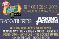 7 Bands Have Been Added To The Vans Warped Tour UK Line-Up