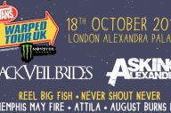 Here's Why You Should Go To Warped Tour UK This Weekend