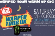 There's Going To Be A Vans Warped Tour UK Warm-Up Show